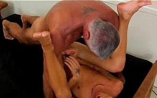 gay maduro pelado transando nu