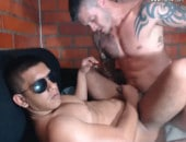 Machos ao Natural no Sexo Gay ao Vivo