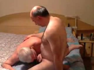 Putaria e Sexo Entre Velhos Tarados
