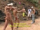 Indios Fazendo Sexo no Meio da Natureza