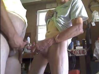 homens velhos nus flagra sexo