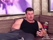 Zeb Atlas, o Gay Musculoso Enraba o Novinho Carente